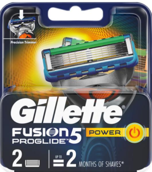 Hộp lưỡi dao cạo râu Gillette Fusion Proglide 2S giá rẻ
