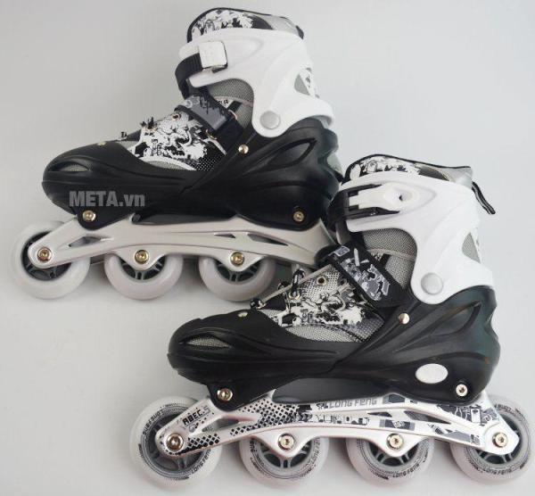 Giá bán Giày trượt patin 906. Longfeng 906 có đèn - bao giá thị trường ĐỒ TẬP TỐT