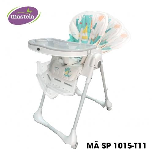 Ghế ăn dặm đa năng cho bé Mastela 1015 có 7 mức...