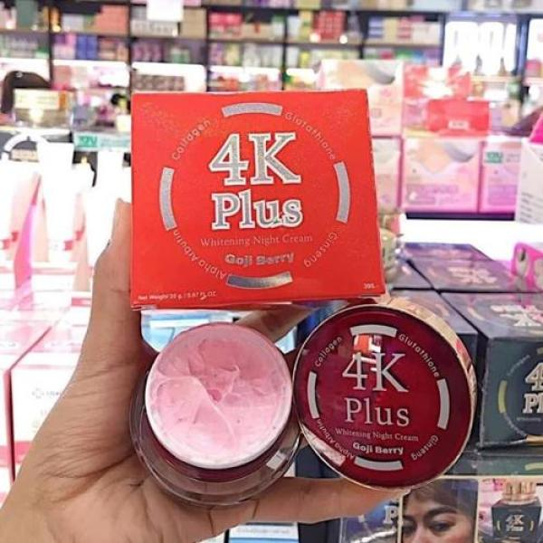 Kem 4K Mụn Đỏ Thái Lan