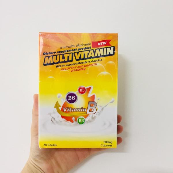 Multi Vitamin tăng cân đẹp da giá rẻ