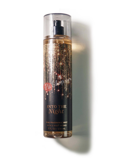 Body mist Into The Night 236ML Bath And Body Works - Pashop VN