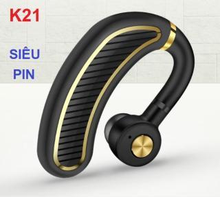 Tai nghe móc tai bluetooth K21 pin trâu - Hàng nhập khẩu thumbnail