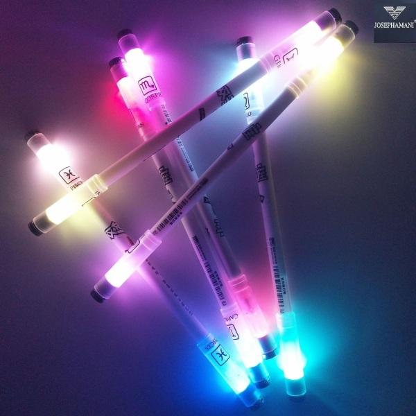 Mua Bút Quay- Có Đèn Led Siêu Sáng - dành cho Spinning Pen