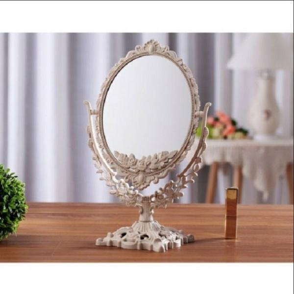Gương Trang Điểm Công Chúa Để Bàn xoay 360 độ M101 giá rẻ