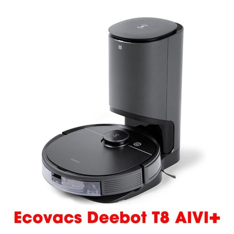 Robot hút bụi lau nhà Deebot T8 Aivi- Bảo Hành chính hãng