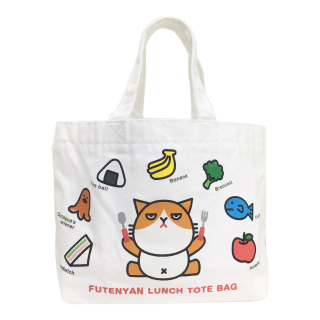 Túi đựng cơm đựng đồ tiện ích kiểu dáng túi tole Emocio chất vải canvas họa tiết dễ thương hàng xuất Nhật cao cấp thumbnail