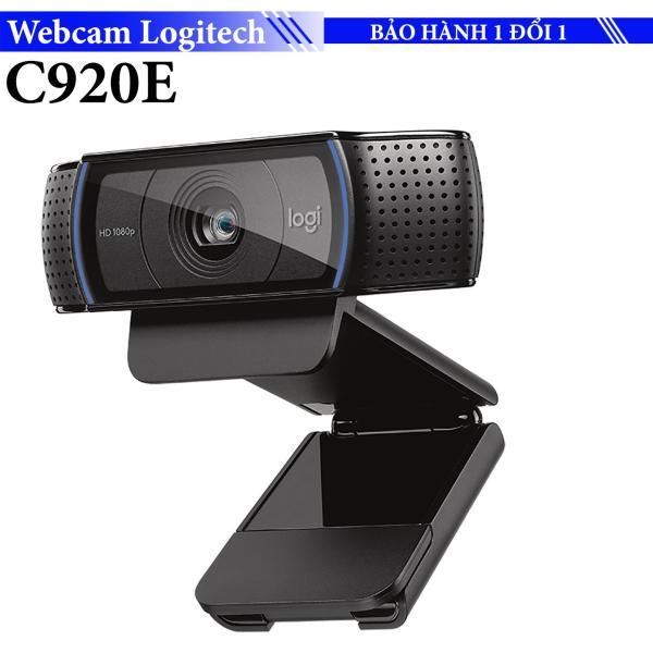 Bảng giá Webcam Logitech C920e Full HD Pro - Hỗ trợ đa nền tảng Win, Mac, Auto Focus Phong Vũ
