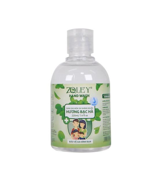 Nước Rửa Tay Khô Zoley 220ml nhập khẩu