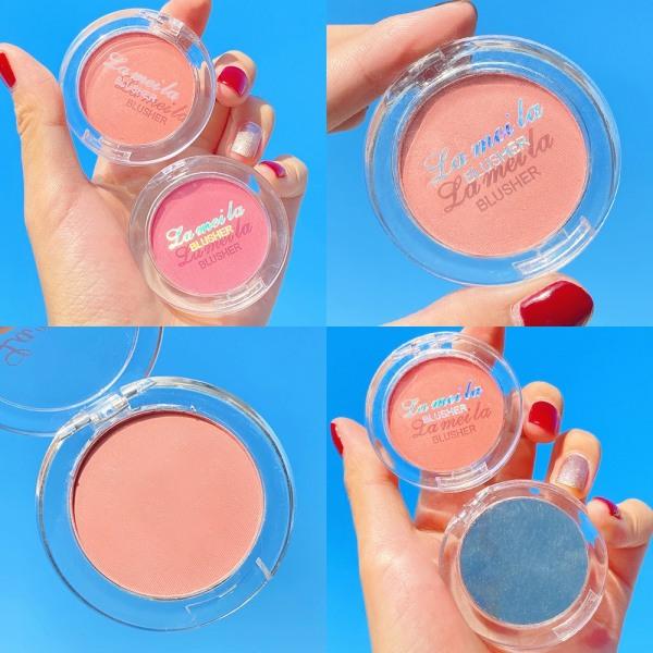 Phấn Má Hồng 1 Ô LẺ 3040 Lameila nội địa sỉ rẻ Blusher makeup powder giá rẻ