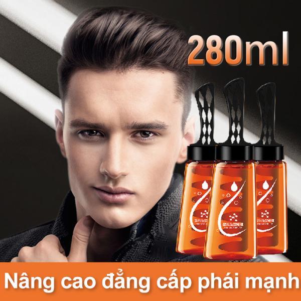 Keo tóc keo vuốt tóc nam cao cấp chai 260ml kèm lược tiện dụng thân thiện với mọi loại tóc,tiện dụng giá rẻ