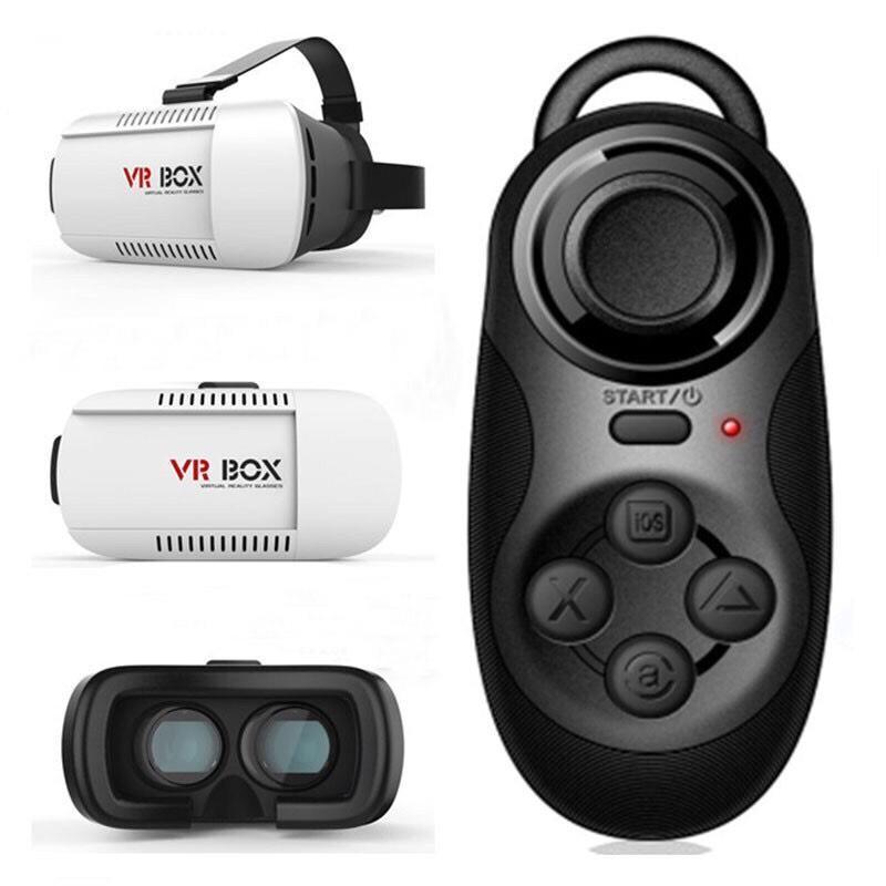 Giá [ Trọng Thắng Store ] Kính thực tế ảo xem phim ,  chơi game 3D VRBOX .v2,