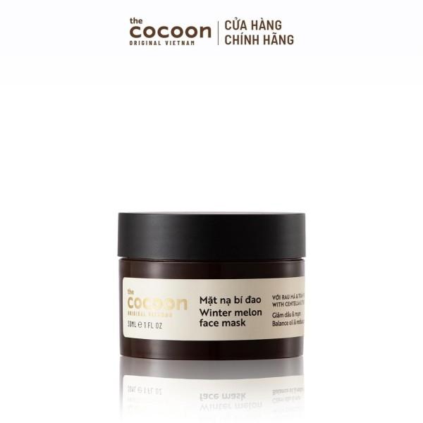 Mặt Nạ Bí Đao Cocoon 30ml