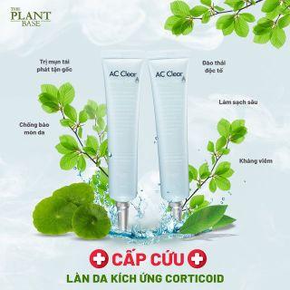 Gel cải thiện mụn AC Clear magic gel The Plant Base 100% Organic 30ml thumbnail