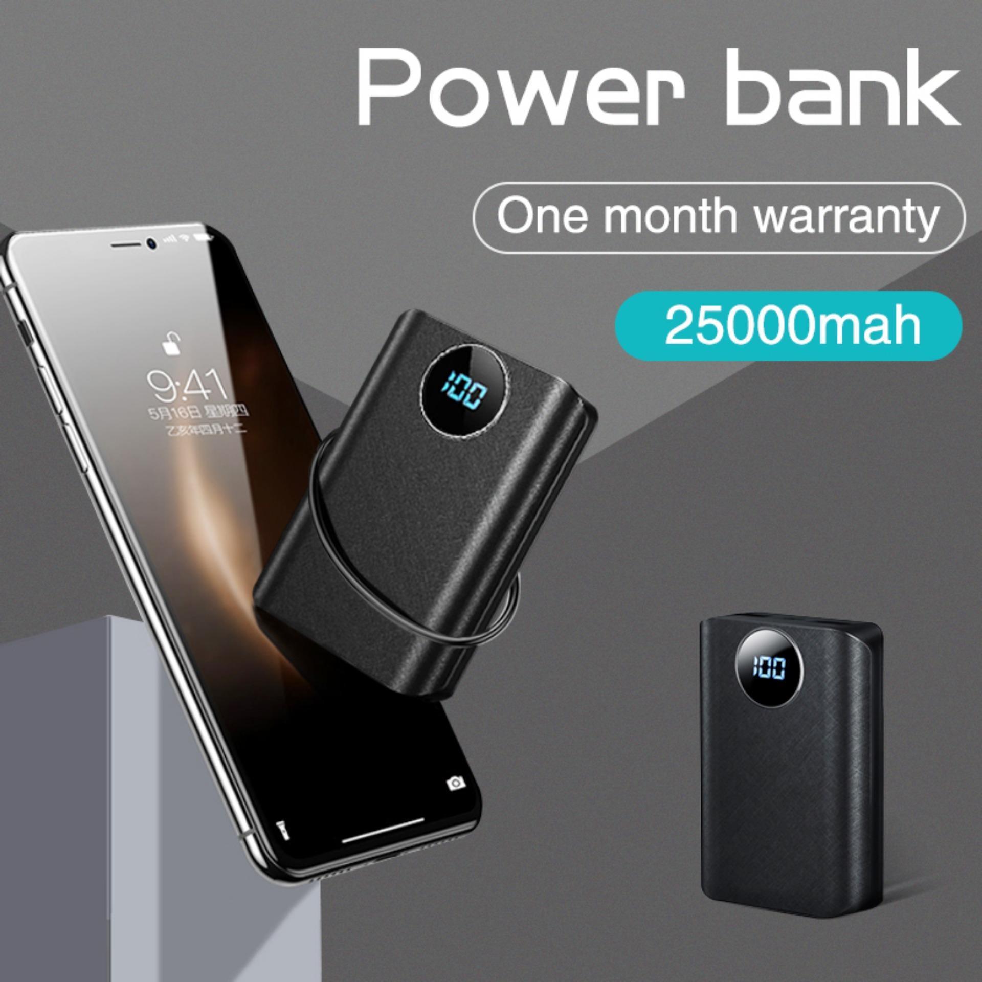 Giá Mini Pin Sạc Dự Phòng 25000mAh POWER BANK Các Loại điện Thoại Di động Phổ Thông