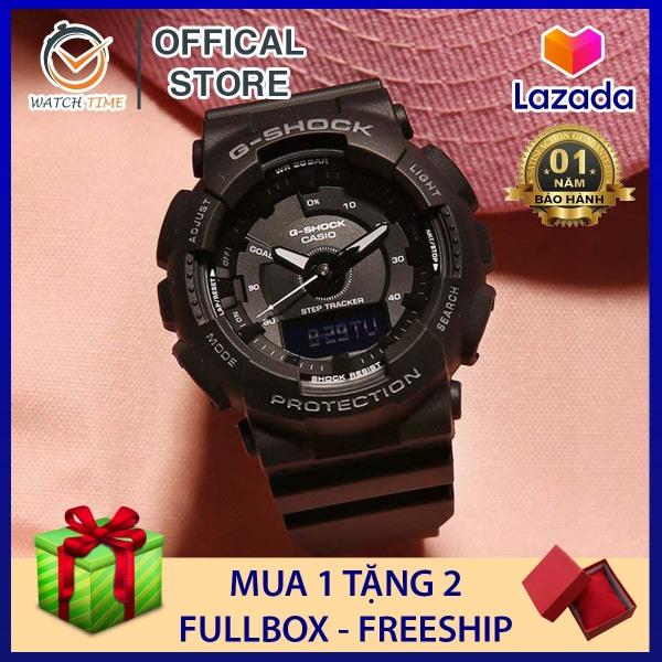 [Freeship - Fullbox] Đồng hồ Casio G-Shock Nữ GMA-S130- Cảm biến đếm bước chân, thiết kế nhỏ gọn - Bảo hành 12 tháng bán chạy