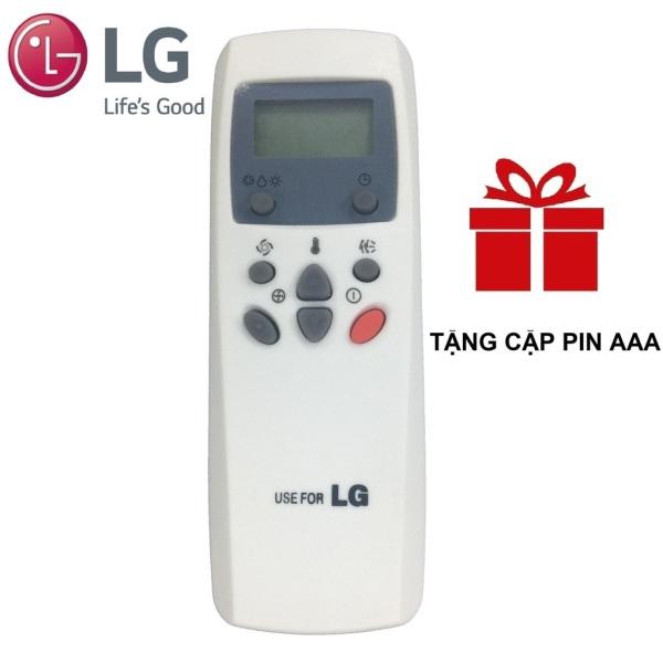 Bảng giá [Nhập ELJAN11 giảm 10%, tối đa 200k, đơn từ 99k]LG nhỏ - Remote điều khiển máy lạnh LG - MLLG4