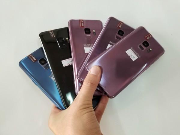[Trả góp 0%] Điện thoại Samsung Galaxy S9 bản 2 SIM màn hình cong tràn viền nhỏ gọn tinh tế - Máy zin chính hãng