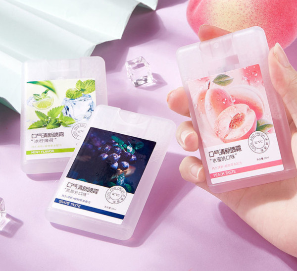 Xịt THƠM MIỆNG ICVC 5224 vệ sinh răng miệng thơm tho cả ngày hấp dẫn tươi mới dễ chịu cuốn hút nội địa chính hãng sỉ rẻ WE Store