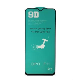 Kính cường lực 9D Dẻo full màn hình Oppo F11 thumbnail