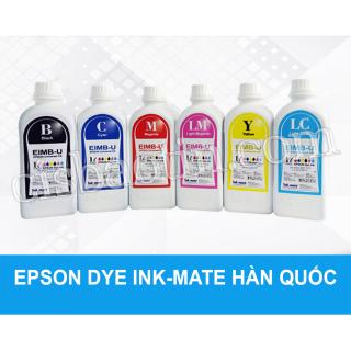 [HCM]EPSON DYE INK-MATE HÀN QUỐC- LÍT thumbnail