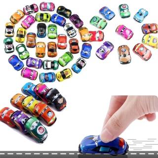 Xe đồ chơi cho bé FreeShip Xe đồ chơi mini- Chạy đà, nhiều màu sắc thumbnail