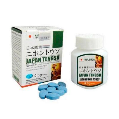 Thuốc tăng cường sinh lý thảo dược Japan Tengsu nhật
