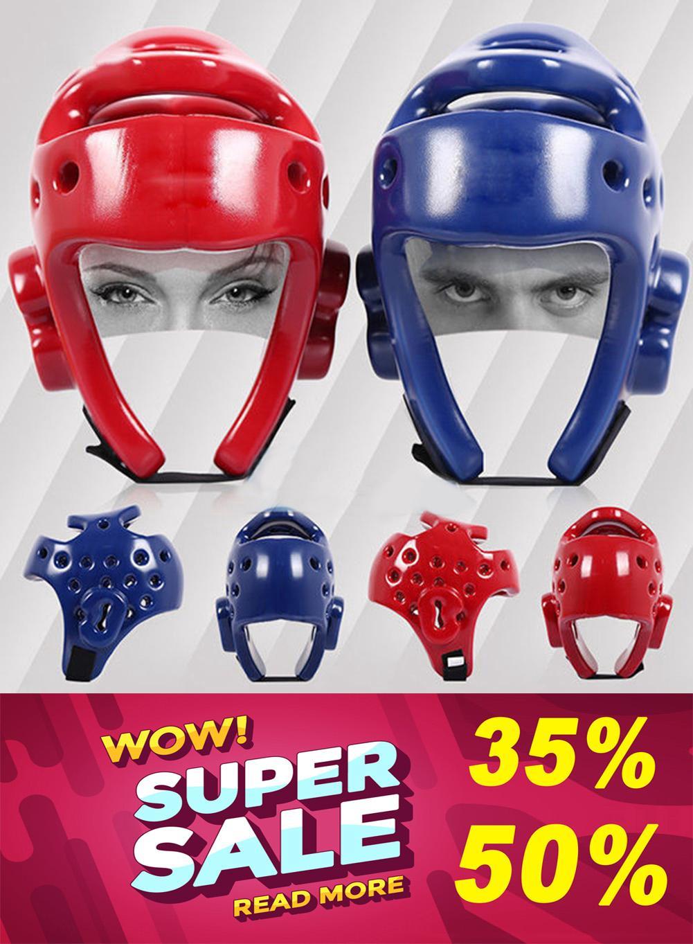Giá Cực Tốt Khi Mua [Flash Sale] Mũ Bảo Hộ Thi đấu Taekwondo