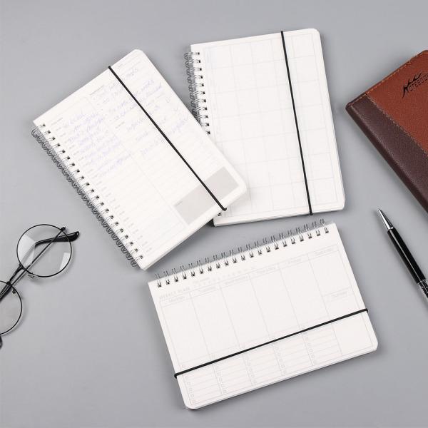 AMAZINGHOLIDAY A5 Kế hoạch hàng tuần Xoắn ốc Kế hoạch hàng ngày Lịch trình Đồ dùng học tập Sổ tay Bản ghi nhớ