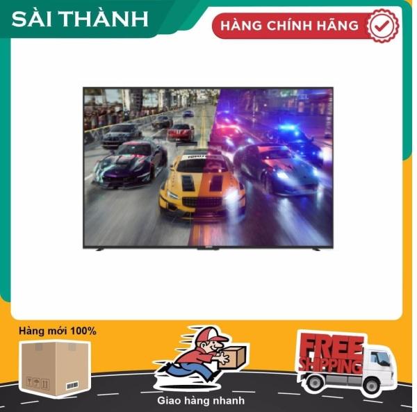"""Bảng giá Smart TV iSLIM 4K 65"""" – 65UV10 - Điện Máy Sài Thành"""