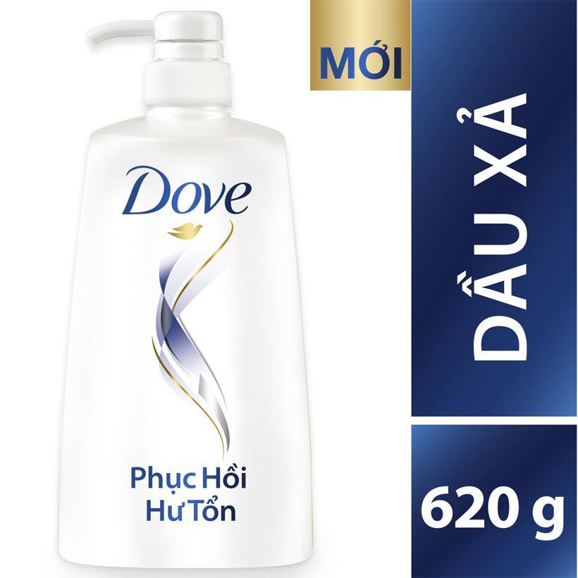 Kem Xả Dove Phục Hồi Hư Tổn (620g) tốt nhất