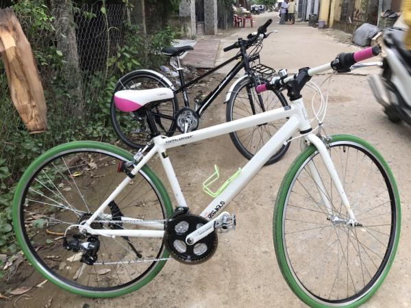 Phân phối xe đạp nhật bãi