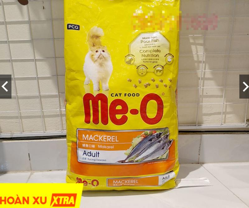 Thức Ăn mèo Me-O Adult Tải 7kg (20 gói) Dành cho mèo trưởng thành