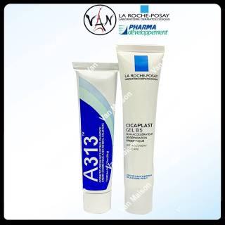 [ Combo A313+ B5 gel] Bộ kem A313 và Laroche Posay Cicaplast Gel B5 làm dịu & phục hồi da thumbnail
