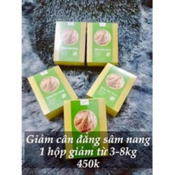 [ BÃO SALE] Giảm cân Đẳng Sâm Nang - 1 hộp giảm từ 2- 8kg nhập khẩu