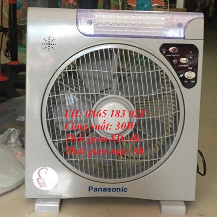 Quạt Tích Điện Panasonic 6969
