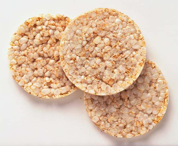 Bánh gạo lứt Mun Pu hữu cơ 100g - LumLum