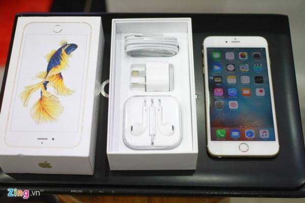 Điện Thoại Apple iPhone 6s 16g-64GB-128Gb - Bản Quốc Tế - Full Chức Năng - Đủ Màu Bảo Hành 1 Năm/Chơi Game Mượt