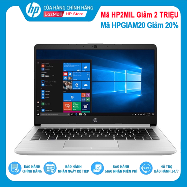 Bảng giá LapTop HP 348 G7 - 9PH09PA | Intel Core i7 10510U |8GB |256GB SSD PCIe |VGA INTEL |Full HD IPS |Finger Phong Vũ
