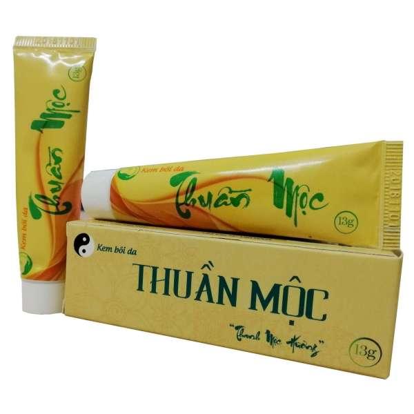 Thanh Mộc Hương hỗ trợ điều t bệnh da liễu hắc lào lang ben nấm nước ăn chân tay chàm nhập khẩu
