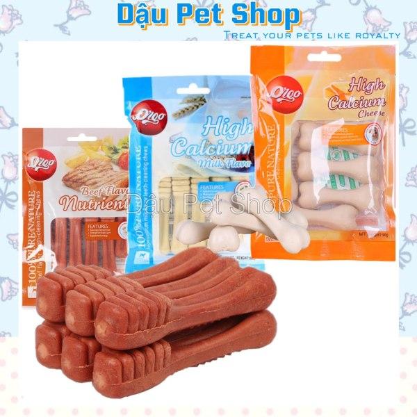 Xương gặm Orgo sạch răng, thơm miệng cho chó
