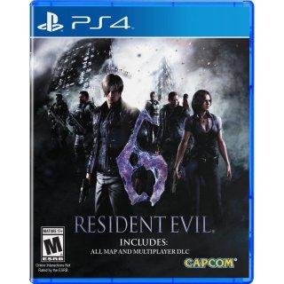 Đi a Game PS4 Resident Evil 6 US thumbnail
