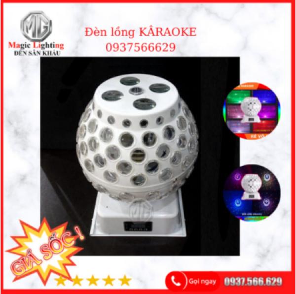 Đèn Lồng Karaoke Đèn Led Cảm Ứng Theo Nhạc Dùng Trang Trí Cho Phòng Karaoke, Phòng Ngủ