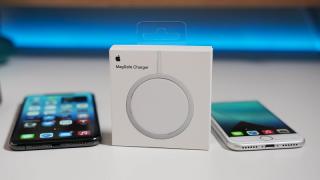 [Cực Phẩm 2020] Apple MagSafe - Sạc không dây cho iPhone 12+đồng hồ apple watch,và các dòng máy hỗ trợ sạc không dây chuẩn Qi-lỗi 1 đổi 1 thumbnail