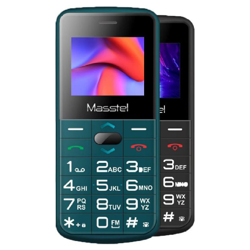 ĐIỆN THOẠI MASSTEL FAMI 11 giá rẻ , sử dụng sim viettel,vinaphone,mobifone, loa to, sóng khỏe,pin trâu,đọc số dùng cho người cao tuổi,bảo hành chính hãng 1 năm toàn quốc