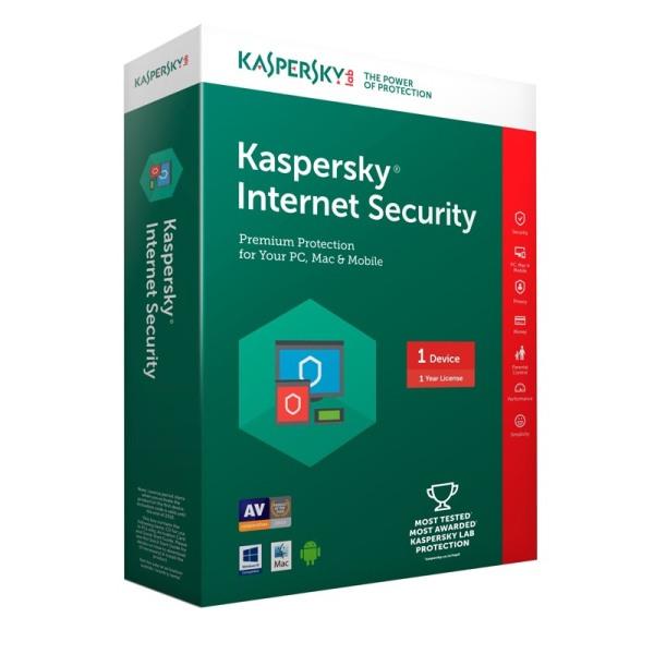 Bảng giá Phần mềm Kaspersky Internet Security 5 thiết bị 2020, 2021 Phong Vũ