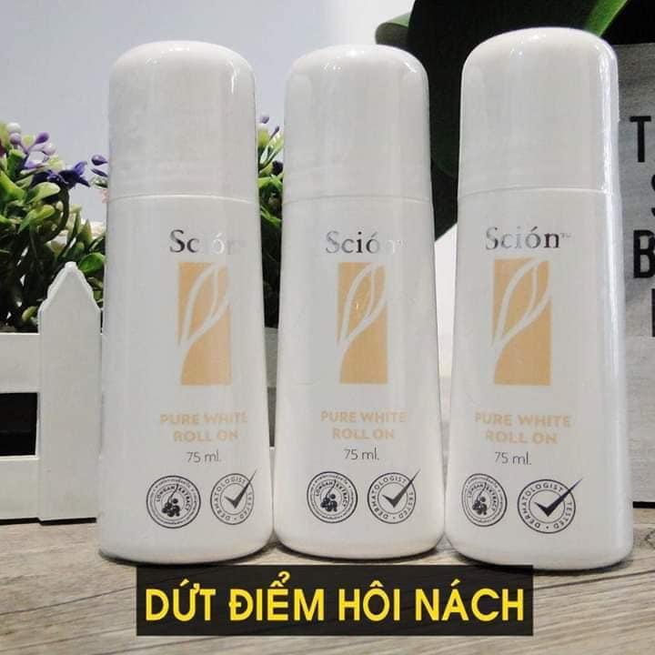 [RẺ VÔ ĐỊCH] Lăn khử mùi Scion Nuskin nhập khẩu