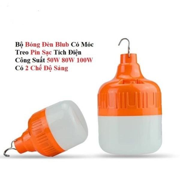 Bóng đèn tích điện 6-8h với 3 chế độ, Bóng đèn tích điện 6-8h với 3 chế độ,30W + 60w, bóng đèn tiết kiệm điện ( Quý khách vui lòng chọn công suất phù hợp )