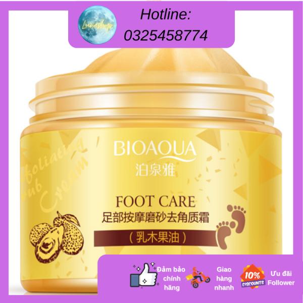 [Hàng nội địa] Kem dưỡng da chân Bioaqua giúp đẹp da và chống nứt nẻ