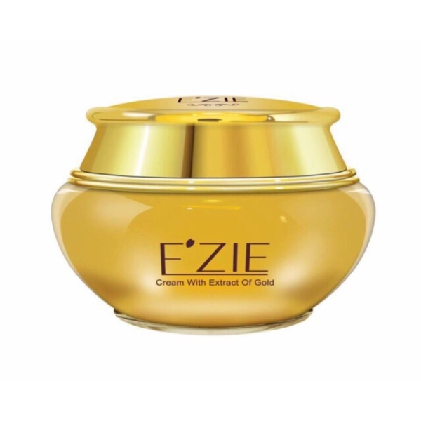 ( bán sỉ ) E'ZIE CREAM EXTRAC OF GOLD (Kem Dưỡng Trắng Da Tinh Chất Vàng E'ZIE) 60g. EZIE giá rẻ